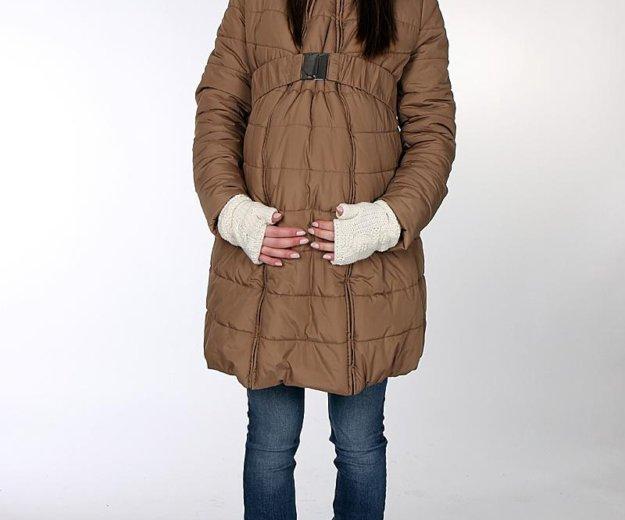 Куртка для беременных зима 2в1. Фото 1. Красноярск.
