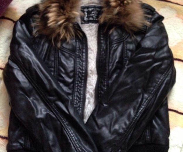Тёплая куртка. Фото 2. Красноярск.