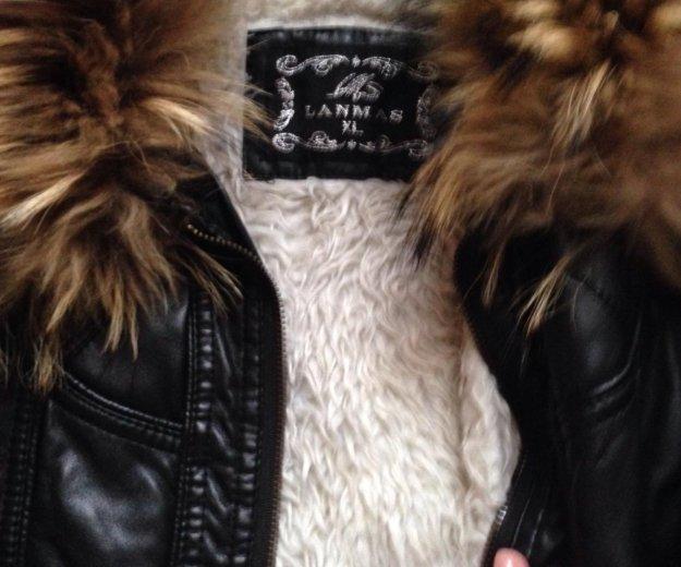Тёплая куртка. Фото 1. Красноярск.