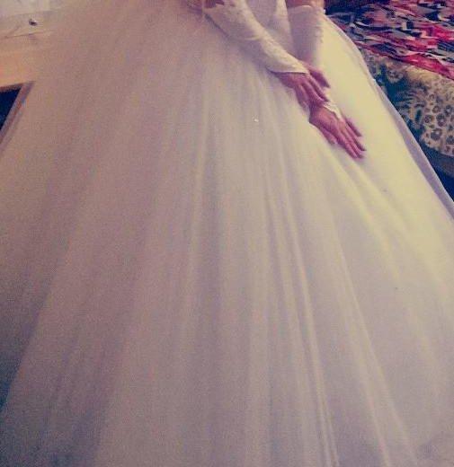 Платье свадебное. Фото 1. Астрахань.