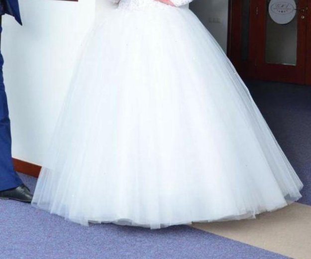 Платье свадебное. Фото 3. Астрахань.