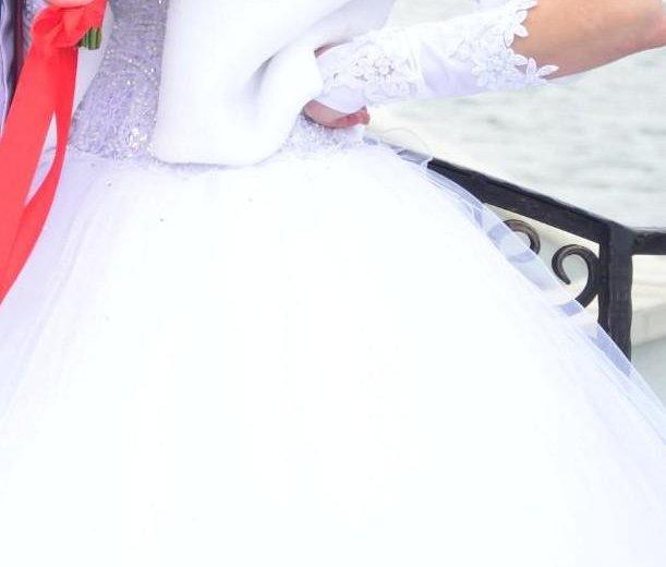 Платье свадебное. Фото 4. Астрахань.
