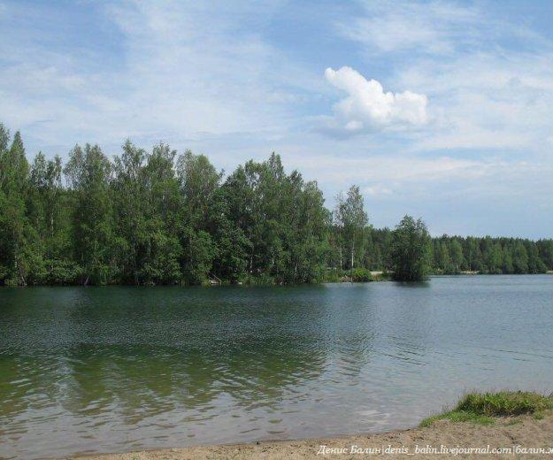 Дом у озера. Фото 1.