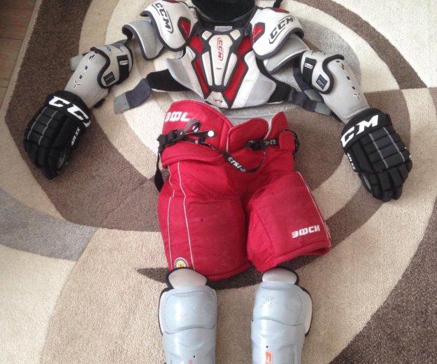 Хоккейная форма (полный комплект). Фото 1. Барнаул.