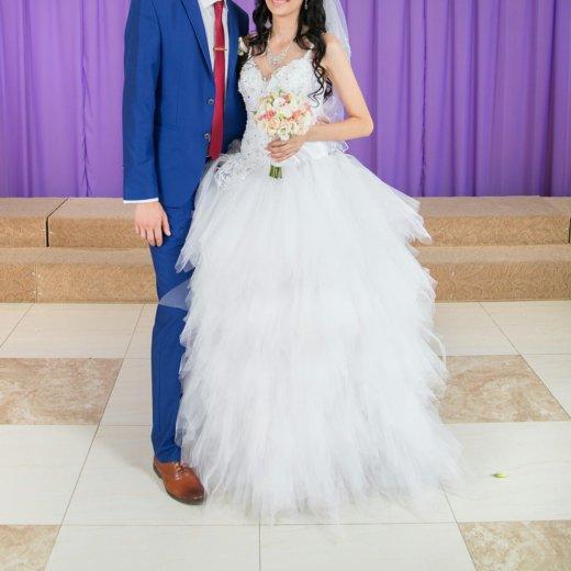 Свадебное платье. Фото 1. Анапа.