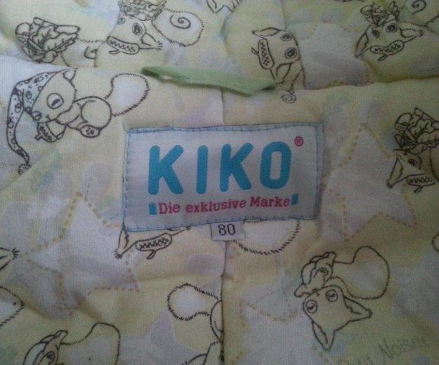 Комбинезон детский кiko. Фото 2. Краснодар.