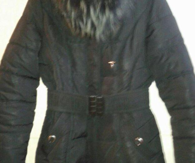 Зимний пуховик. Фото 2. Магнитогорск.