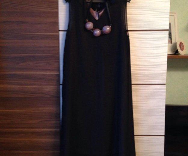Платье вечернее и колье. Фото 2. Москва.