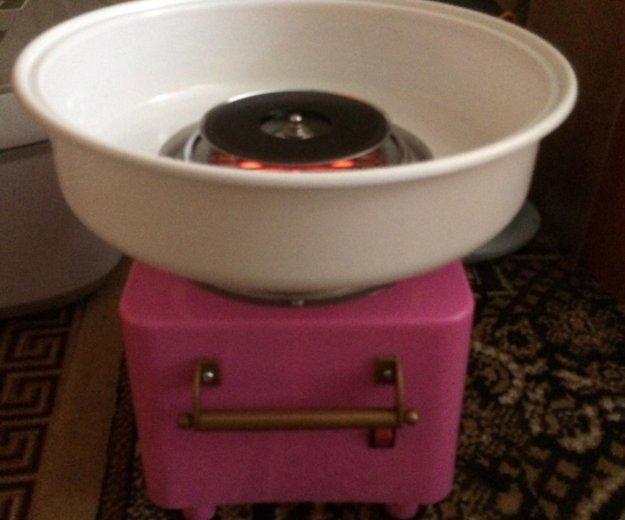 Аппарат для приготовления сахарной ваты. Фото 2. Омск.