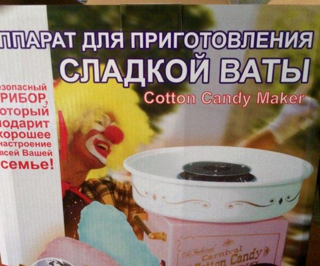 Аппарат для приготовления сахарной ваты. Фото 1. Омск.