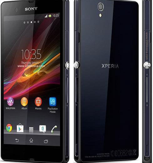 Sony xperia z(обмен). Фото 1. Барнаул.