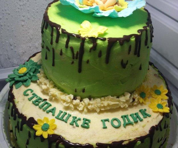 Торт на заказ. Фото 1. Большой Камень.