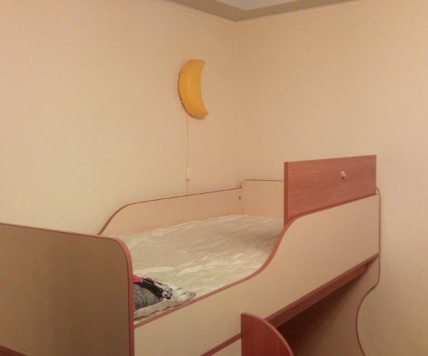 Детская кровать-чердак. Фото 1. Екатеринбург.
