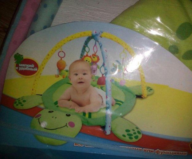 Детский коврик черепаха. Фото 1. Старокорсунская.