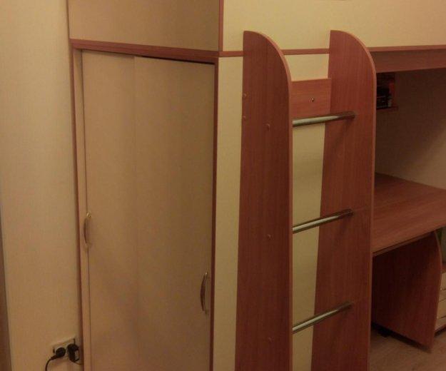 Детская кровать-чердак. Фото 3. Екатеринбург.