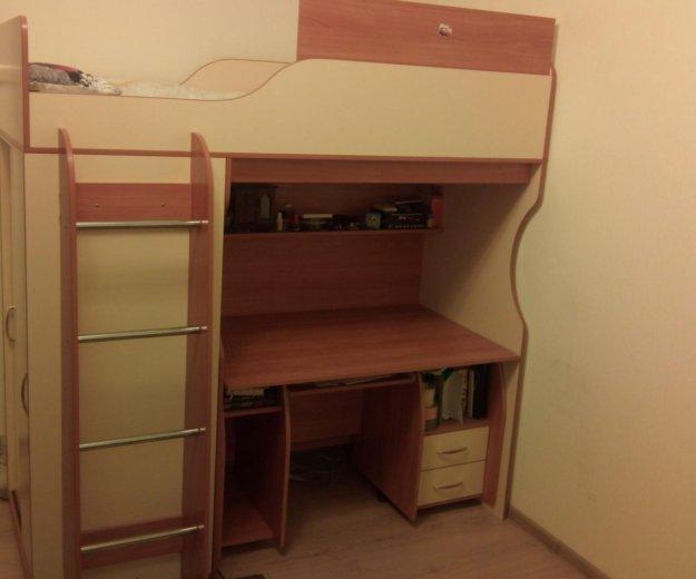 Детская кровать-чердак. Фото 4. Екатеринбург.