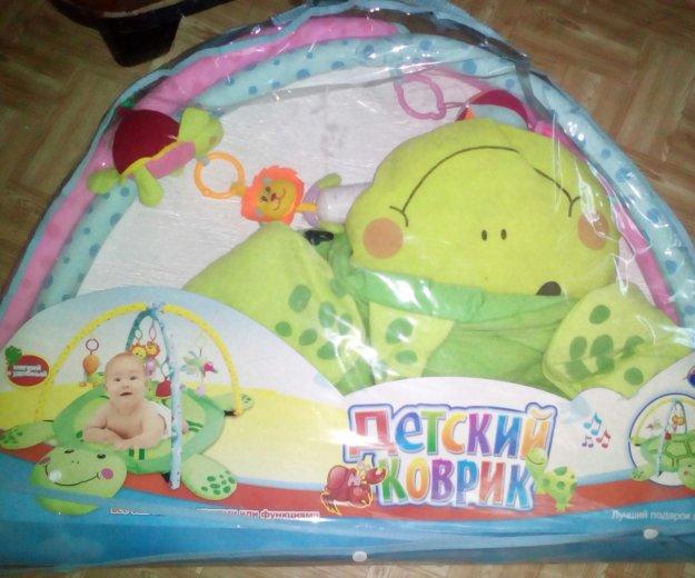 Детский коврик черепаха. Фото 2. Старокорсунская.
