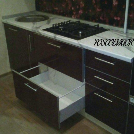 Изготовление кухонных гарнитуров. Фото 2. Волгоград.