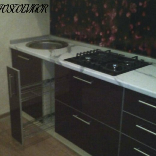 Изготовление кухонных гарнитуров. Фото 3. Волгоград.