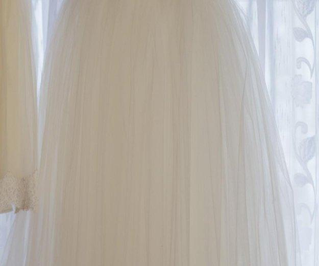 Свадебное платье. Фото 1. Прокопьевск.