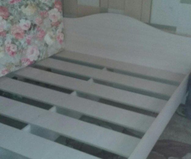Продам кровать 2-х спальную. Фото 1. Усолье-Сибирское.