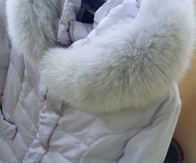 Куртка пуховик р.44. Фото 1. Смоленск.