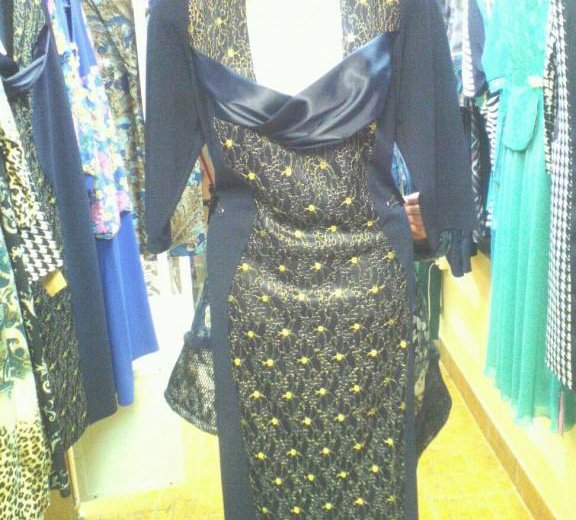 Платье р.60-70 много новой одежды больших размеров. Фото 1. Омск.