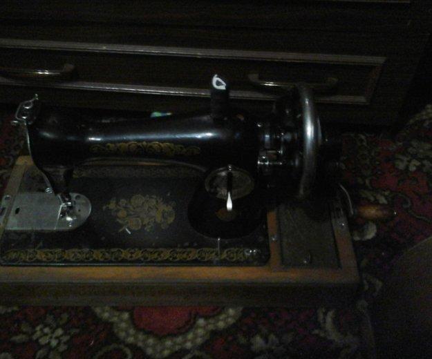 Швейная машинка. Фото 2. Красноярск.