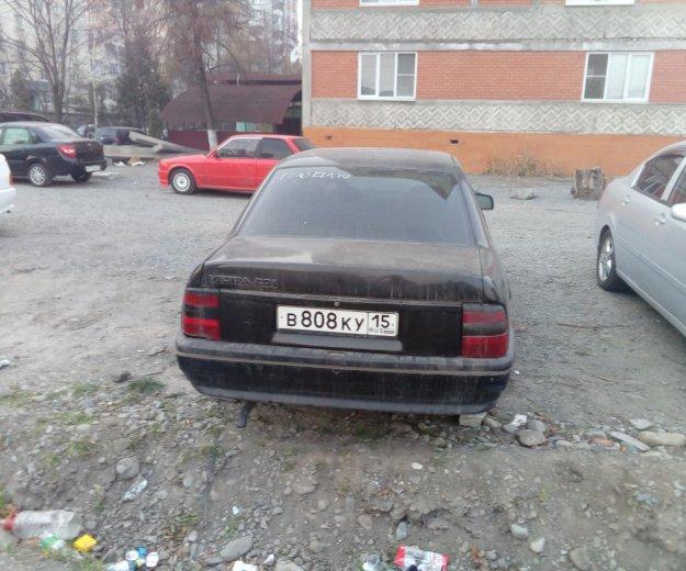 Автомобил. Фото 1. Владикавказ.