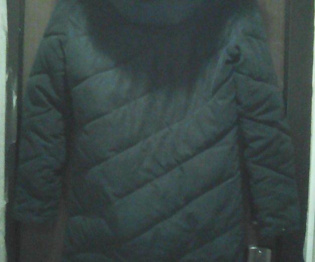 Парка унисекс(зима). Фото 2. Щёлково.