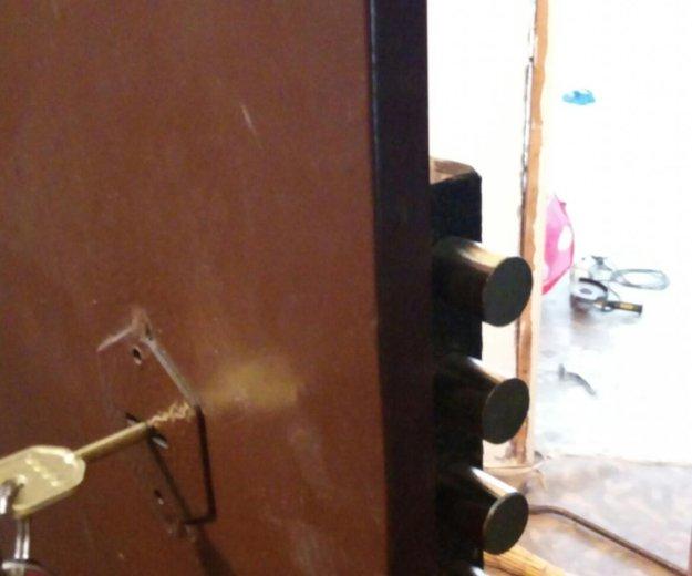 Дверь железная. Фото 2. Новосибирск.
