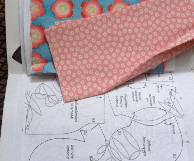🐘набор для создания текстильной игрушки. Фото 2. Новочебоксарск.