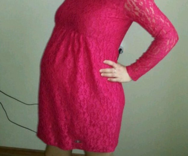 Платье вечернее для беременных. Фото 1. Мурино.