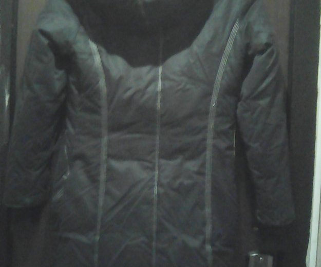 Пальто зимнее. Фото 1. Щёлково.