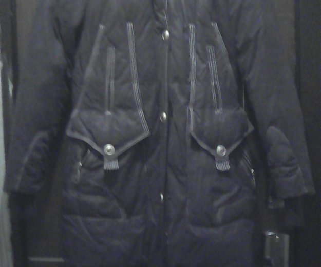 Пальто зимнее. Фото 2. Щёлково.