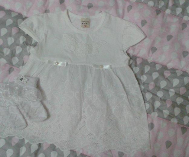 Новое платье и платье-бодик. Фото 1.
