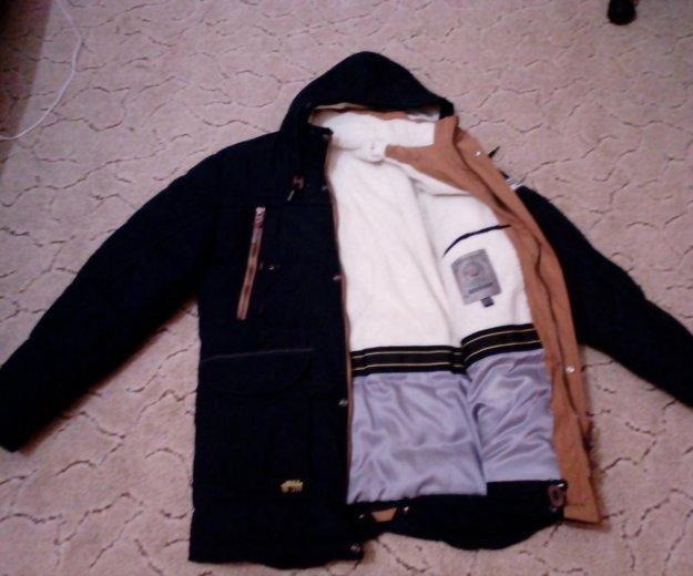 Зимняя мужская куртка. Фото 3.