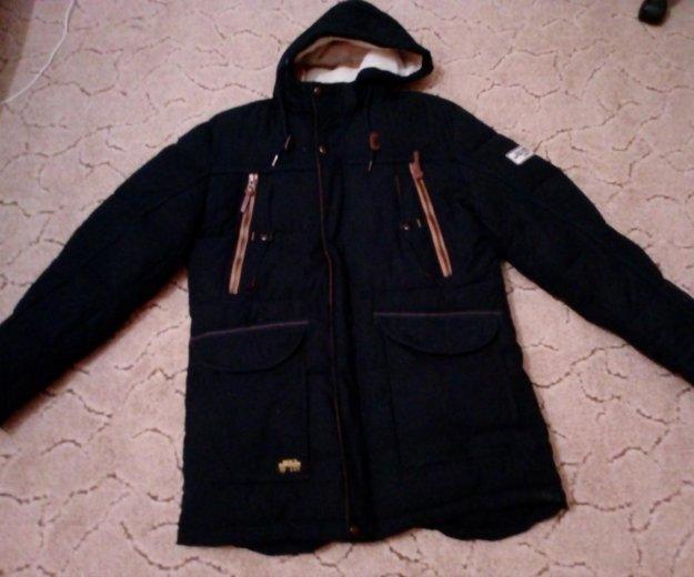 Зимняя мужская куртка. Фото 4.