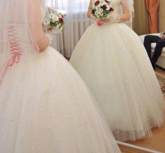 Свадебное платье. Фото 3. Биробиджан.