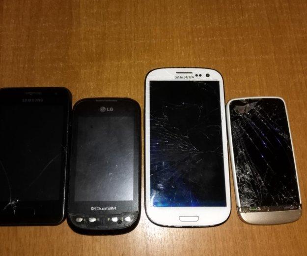 Телефоны на запчасти. Фото 1. Благовещенск.