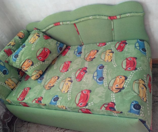 Детский диван. Фото 1. Иваново.