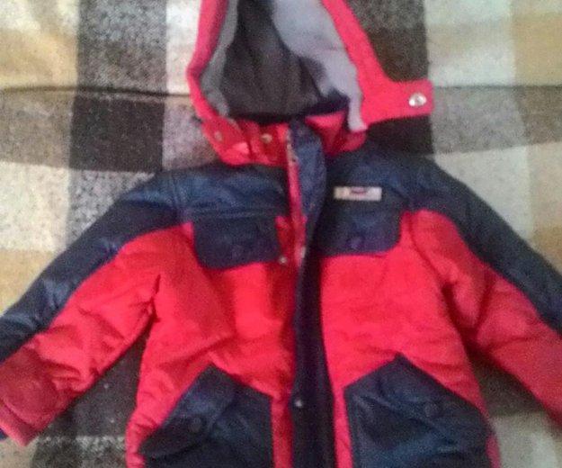 Куртка зимняя. Фото 1. Самара.