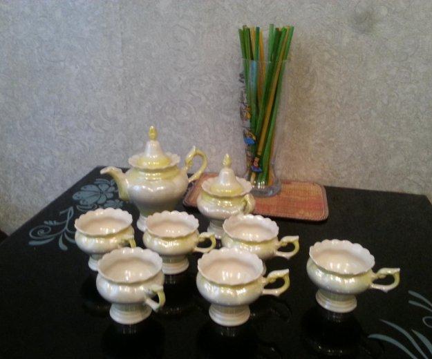 Чайный сервис. Фото 1. Хабаровск.