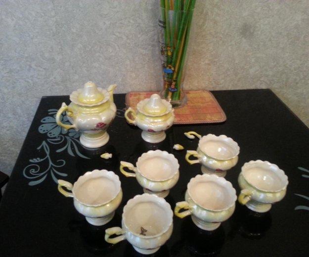 Чайный сервис. Фото 3. Хабаровск.