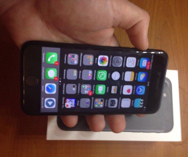 Iphone 7 black 128 gb. Фото 3. Домодедово.