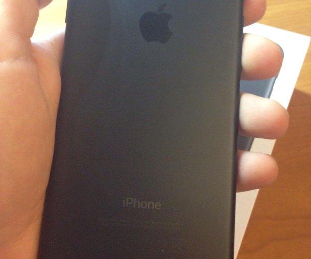 Iphone 7 black 128 gb. Фото 1. Домодедово.