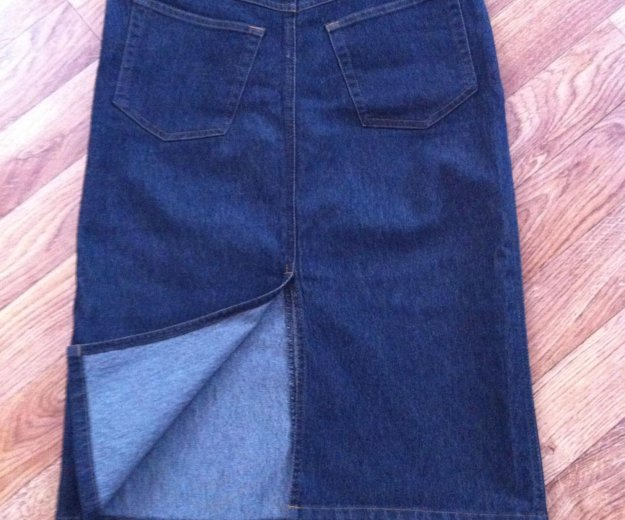 Юбка джинсовая. Фото 2. Краснодар.