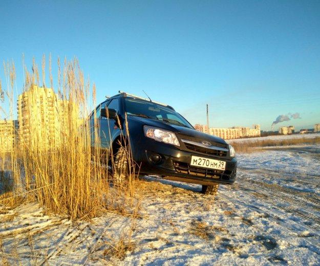 Лада гранта. Фото 4. Северодвинск.