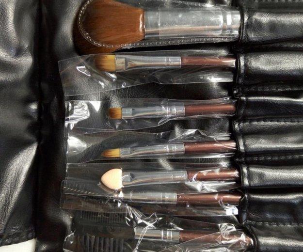 Новый набор кисточек для макияжа. Фото 1. Балашиха.