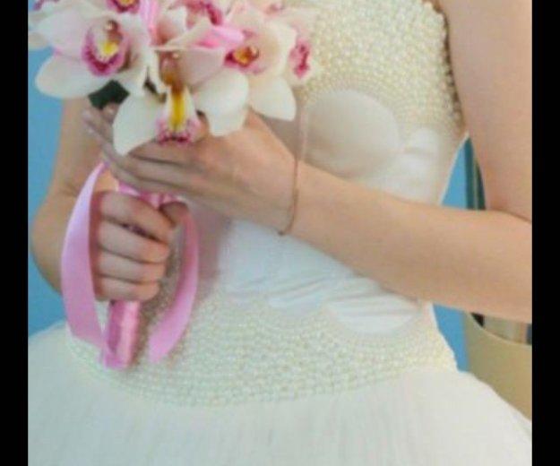Свадебное платье. Фото 1. Ярославль.